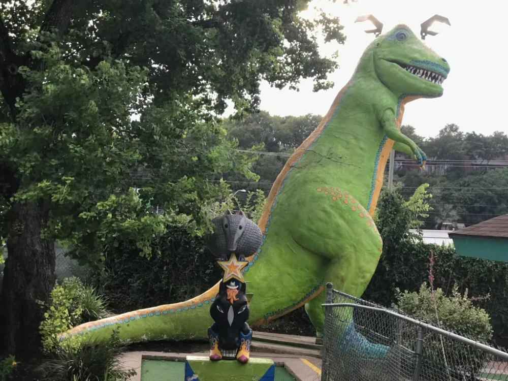Peter Pan Mini Golf An Austin Tradition Since 1948 in
