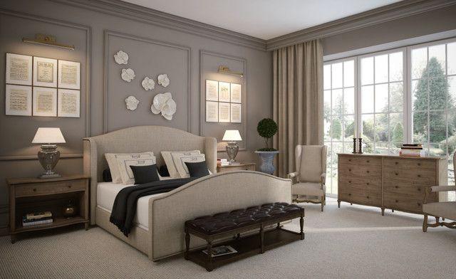 Bedroom Design 41 Fantastic Transitional Bedroom Designs  Bedrooms Master
