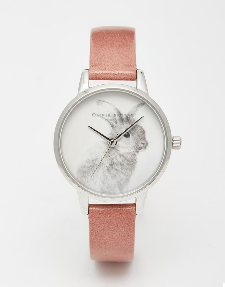 Olivia Burton Big Dial Woodland Bunny Watch (Promo code: RMNAUG15 for 10% off)