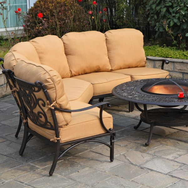 Grand Tuscany Sectional Patio Furniture Covers Furniture