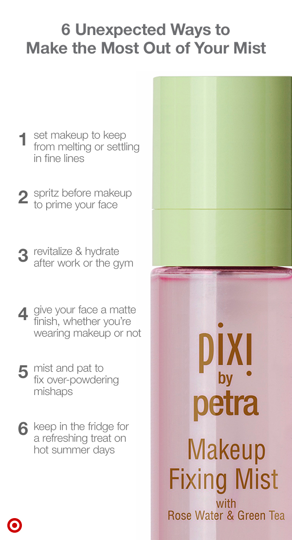 Pixi by Petra Makeup Fixing Mist 2.7 fl oz in 2020