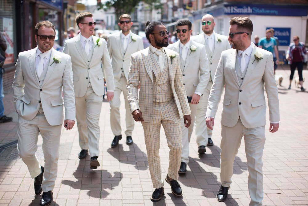 Cream Wedding Suit Ideas Wedding Suits Wedding Suits Men Beach Wedding Planning
