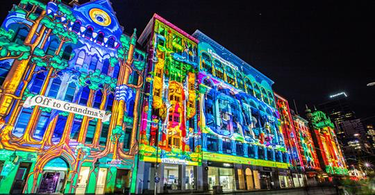 projection mapping companies