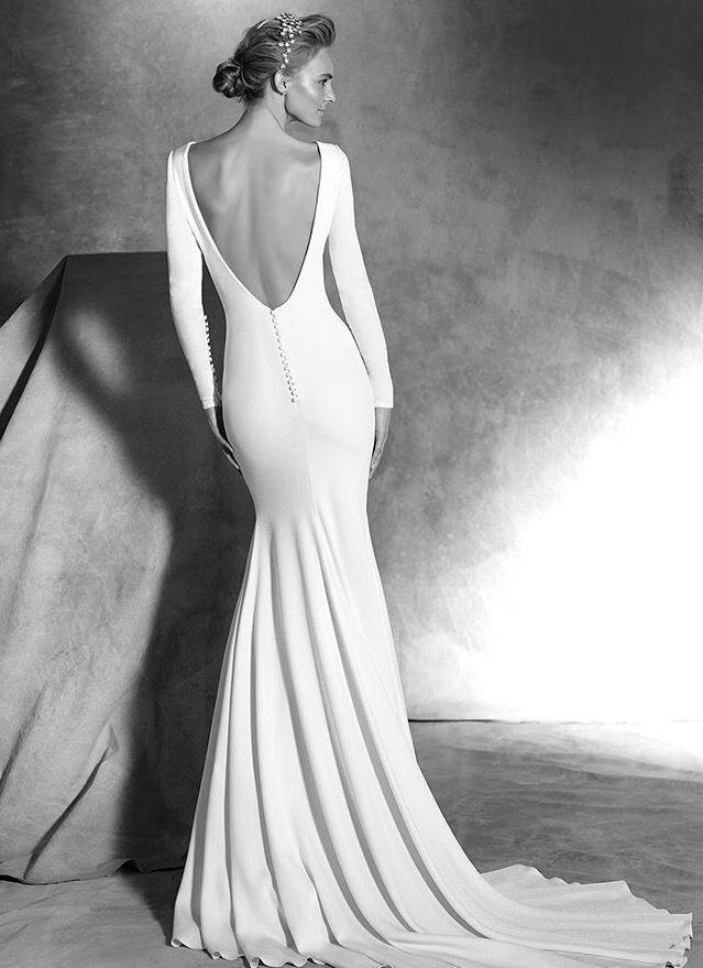 Pronovias dress 2016