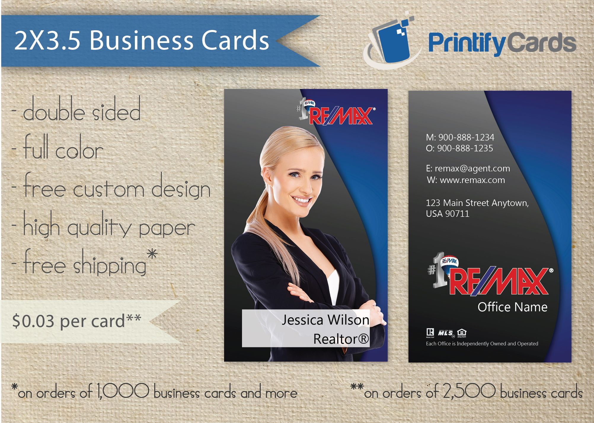 remax business card templates business cards
