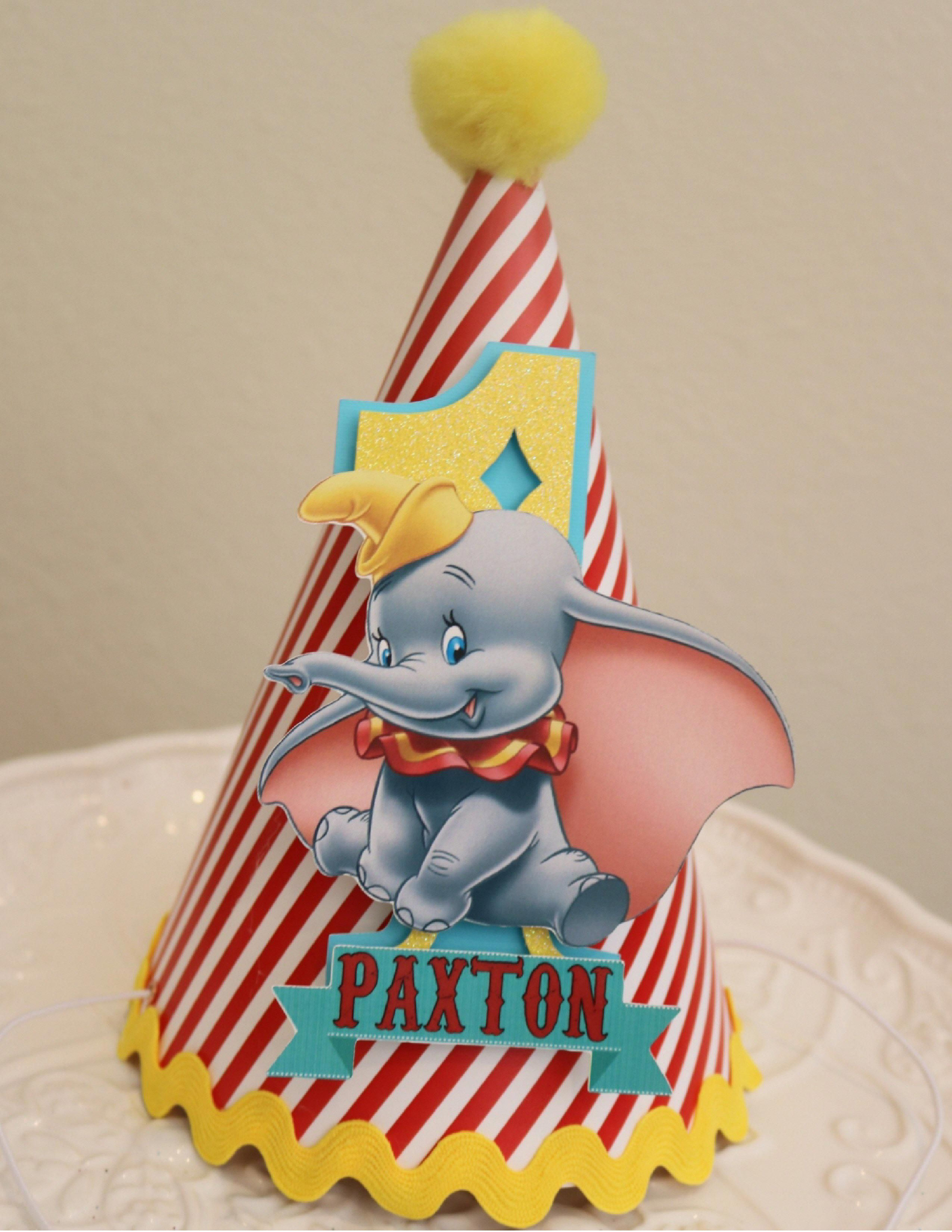 Banners Bunting Garlands Personalised Dumbo Bunting Birthday Party Decoration Home Garden