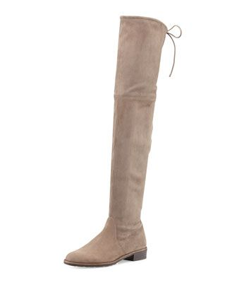 af4a0b4051a Lowland Suede Over-the-Knee Boot