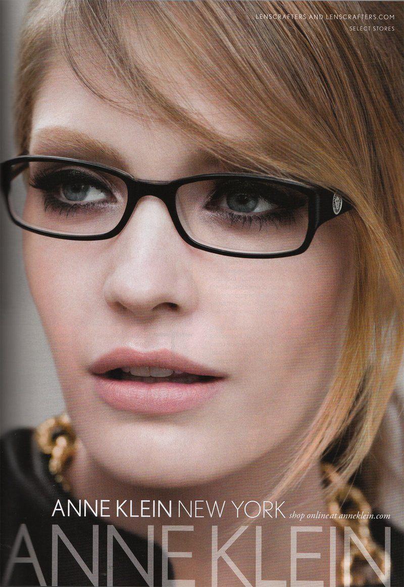Anne Klein Eyewear Spring Summer 2011 Ad Campaign Preview ...