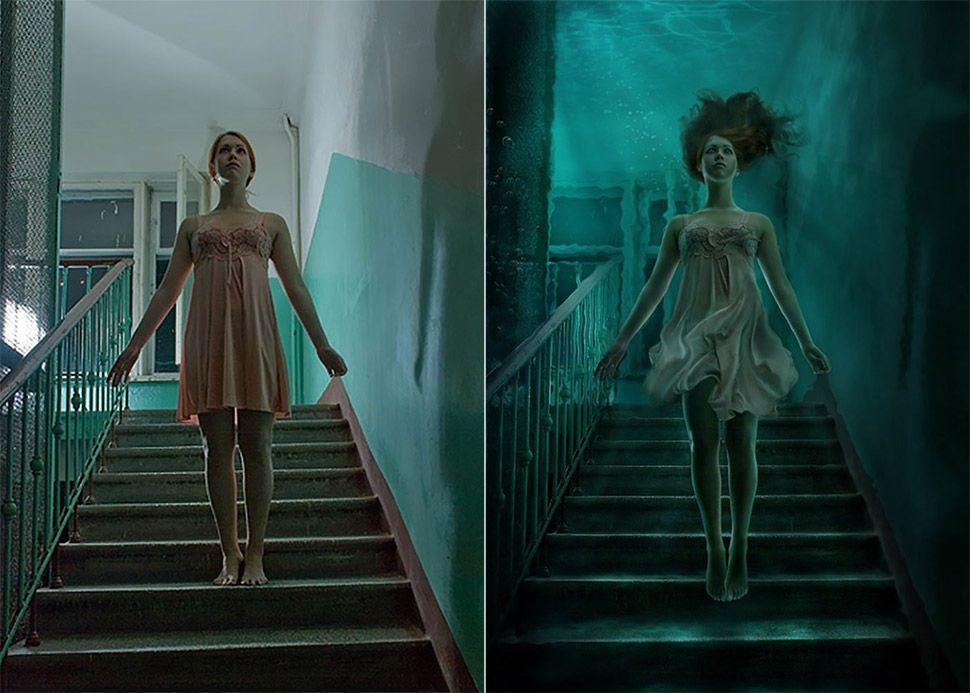 До и после: как обычные снимки превращаются в волшебные ...