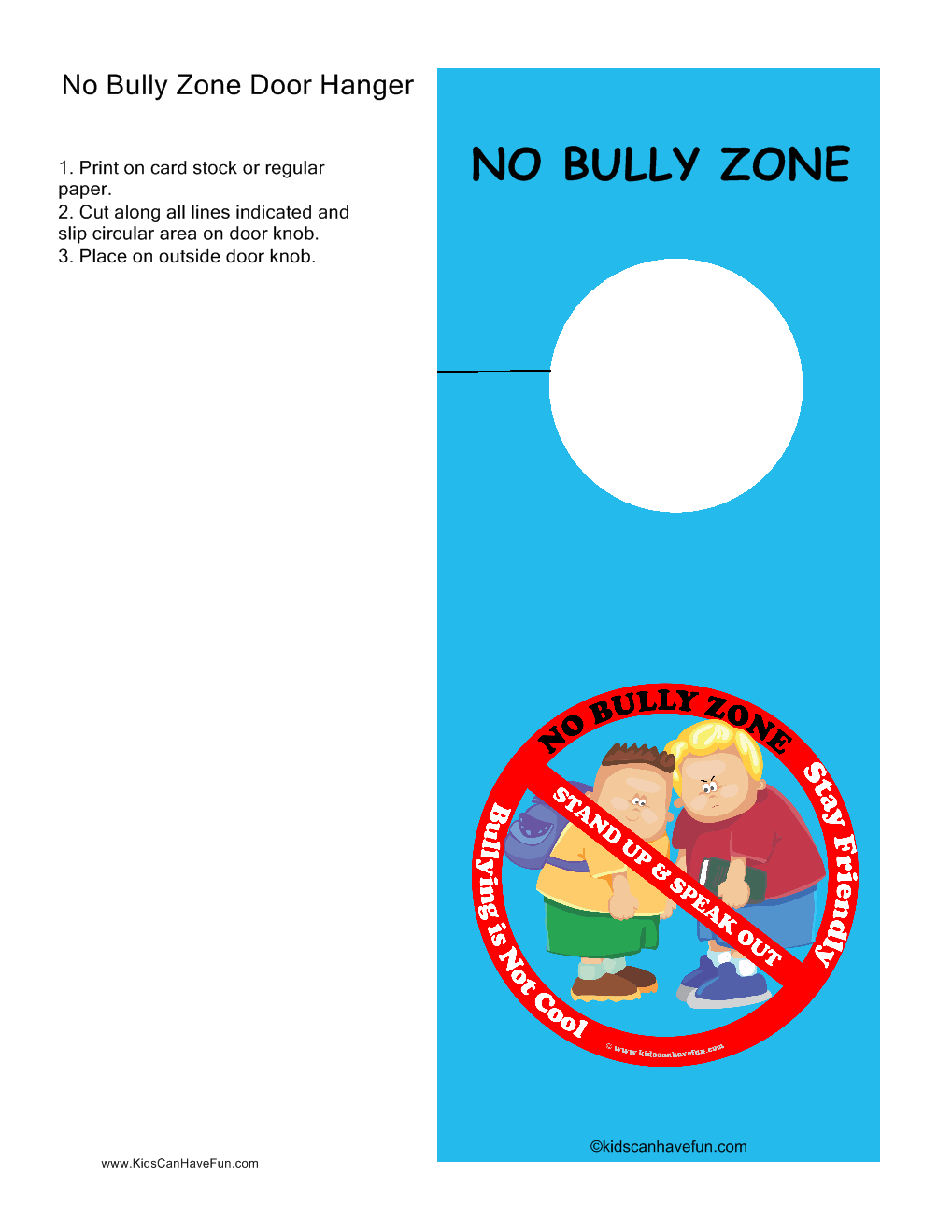 worksheet Bullying Worksheets how to prevent bullying worksheet no dont bully anti stop activities with posters signs labels stickers and worksheets for kids display at school ho