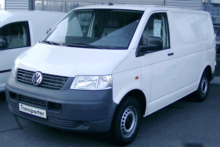 Volkswagen  Transporter Offers Variety In Commercial  Van