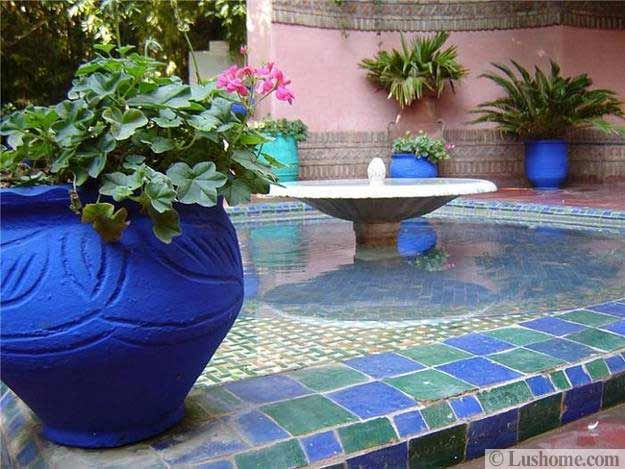 Photo of 20 Moroccan Decor Ideas for Exotic and Glamorous Outdoor Rooms