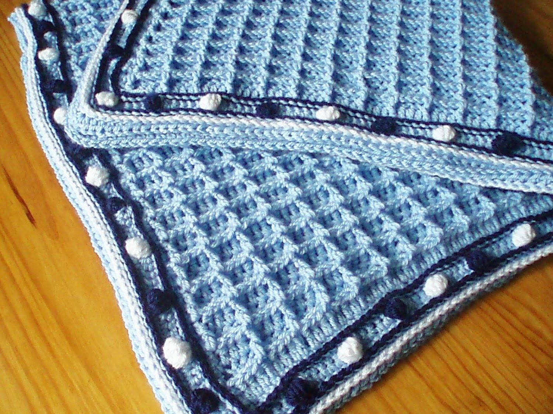 f16c9676e77 Waffle stitch crochet - English