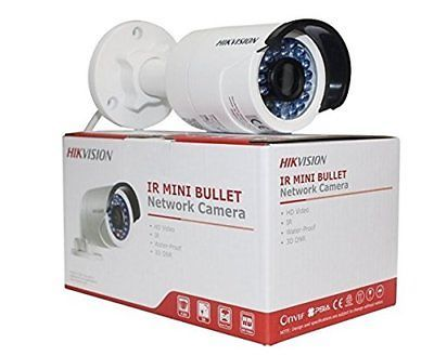 Hikvision DS-2CD2042WD-I 4MP HD Network IP Bullet Camera Version 4mm