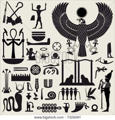 Of Symbols And Signs Of Ancient Egyptian Culturereligion And
