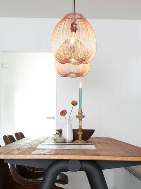 Hanglamp Ella - Geeft ieder interieur een warme gloed, dankzij de ...