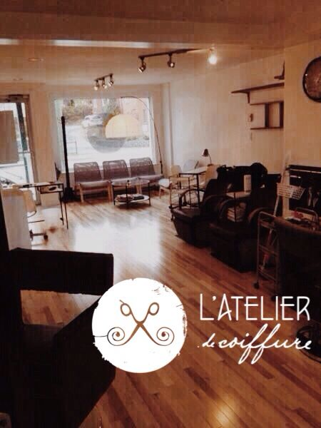 L\'Atelier de coiffure, Sherbrooke, Québec, Canada | Salon de ...