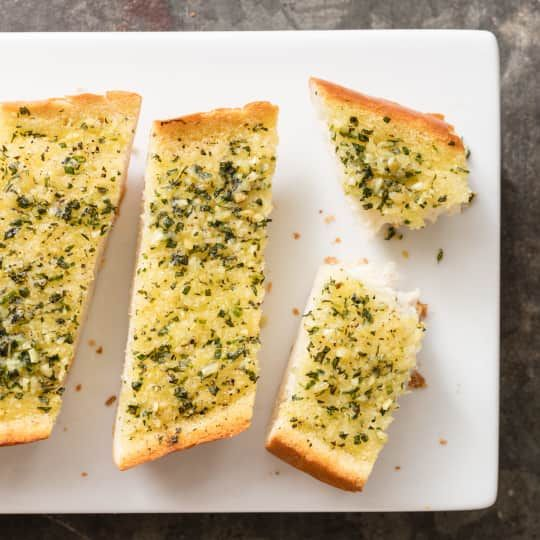 Photo of Herbed Garlic Bread | Cook's Illustrated