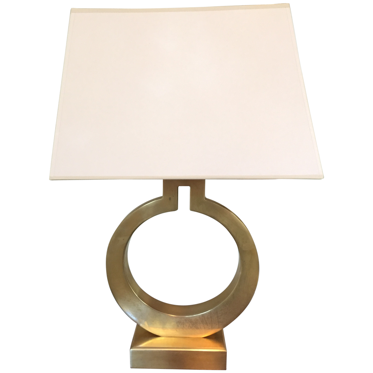 Ef chapman ring table lamp brass tables and table lamps ef chapman ring table lamp visual comforttable lampsbrass geotapseo Gallery