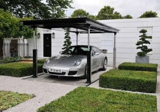 best sample outdoor garage design ideas | House and interior design ...