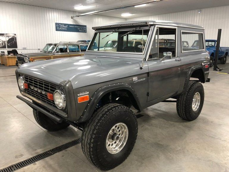 1970 Ford Bronco For Sale