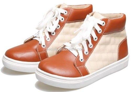Sepatu Anak Ctj 17 90 Sintetik Tan 21 26 Rp 128 250 High
