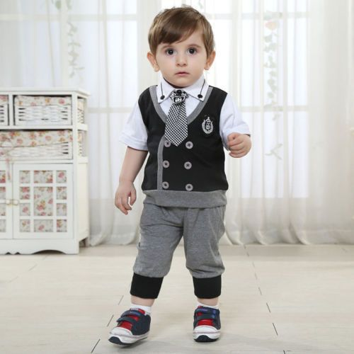 Toddler Wedding Outfit