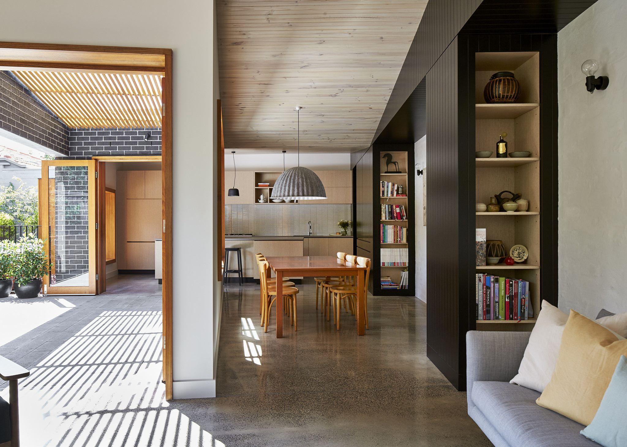 House Rosebank Architect Make Architecture Photography Peter - Edwardian house interiors