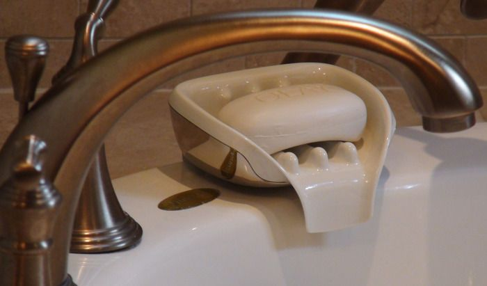 SOAPSEAT: Finally the Perfect Soap Dish! by Keith Barclay — Kickstarter