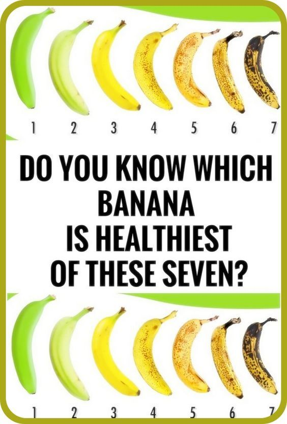 Which Banana Is Best For Your Health?