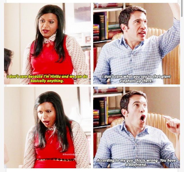 Mindy Danny Indian Bbw The Mindy Project