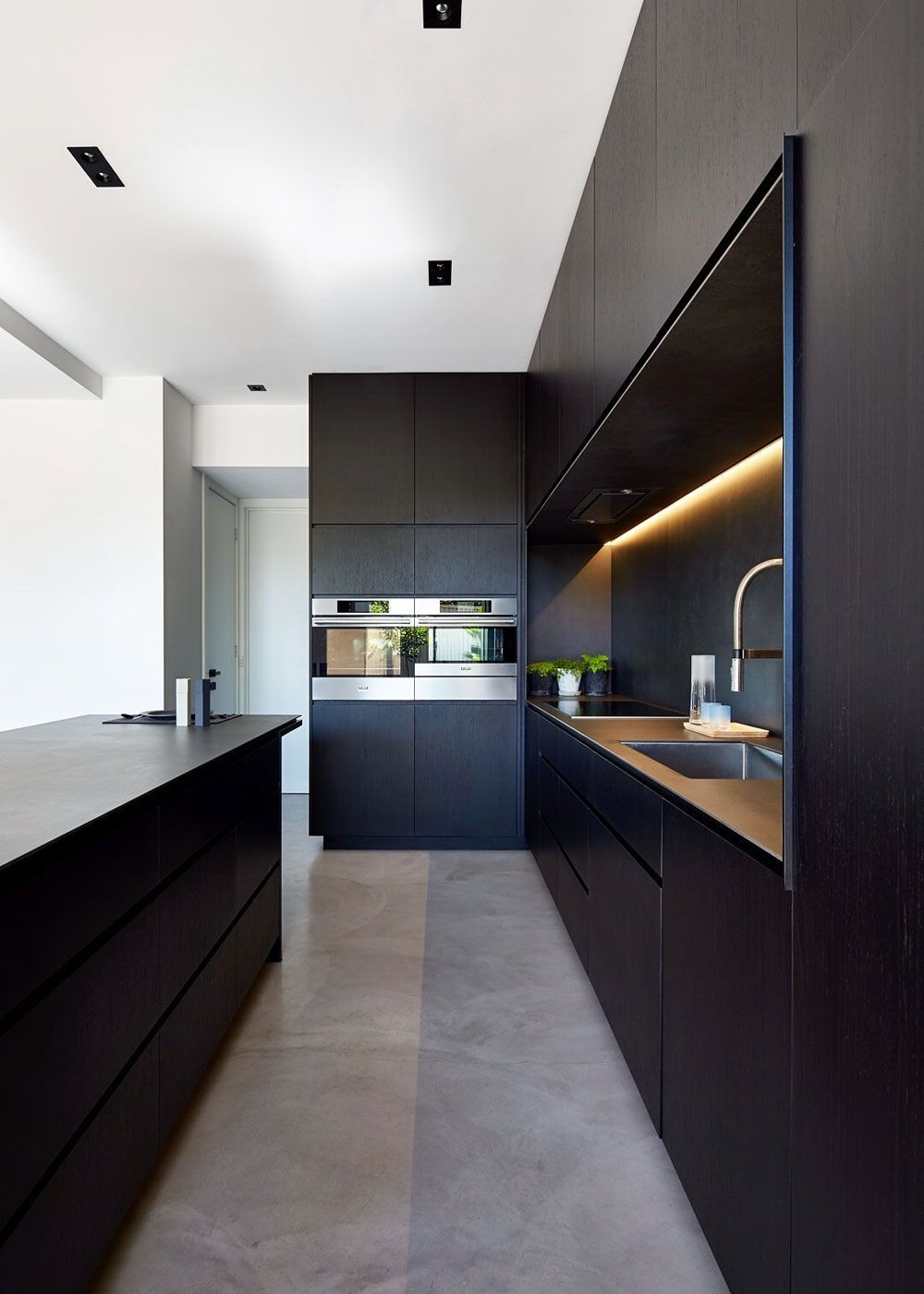 Billig fugenloser bodenbelag | Küche | Pinterest | Bodenbelag, Küche ...