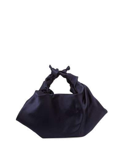 L1GR5 THE ROW The Ascot Small Satin Hobo Bag  fa0b7c50a054f