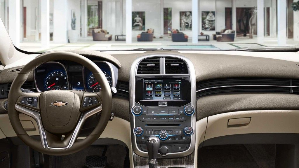 Chevy Malibu 2010 Interior