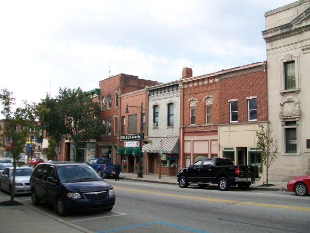 Downtown Somerset, PA | Downtown, USA | Somerset, Country