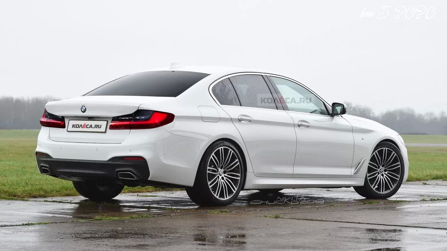 Bmw 5 2020 Exterior And Interior In 2020 Bmw Series Bmw Car Review