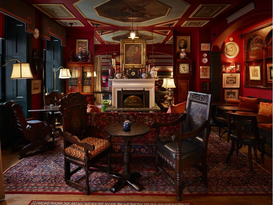 Relax While Sipping A Cocktail In Our Quirky Hotel In London The Zetter Townhouse Features An Award Winning Cocktail Ba Zetter Townhouse London Bars Townhouse