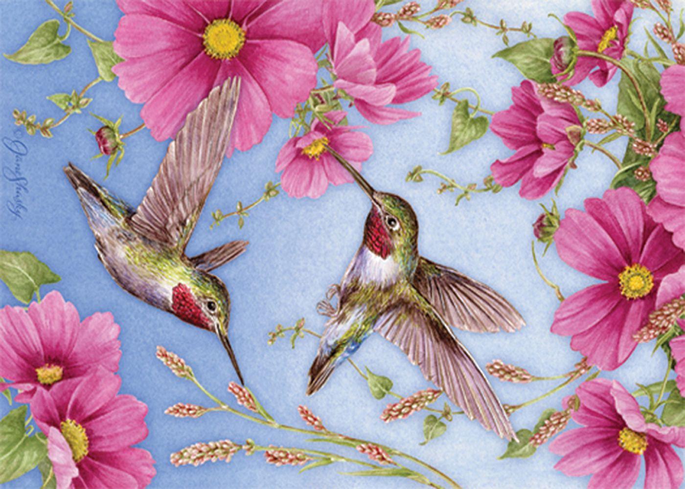 Resultado de imagen para colibries pinturas