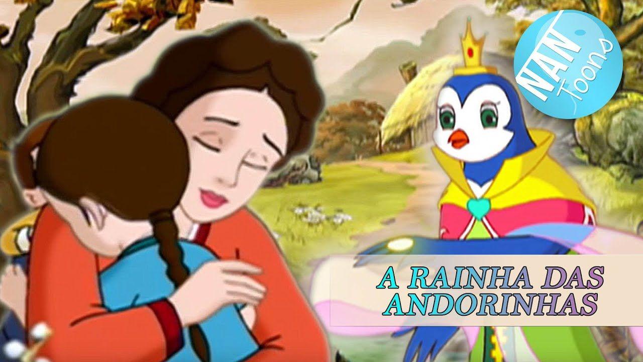 Rainha Das Andorinhas Filme Completo Para Criancas Desenhos