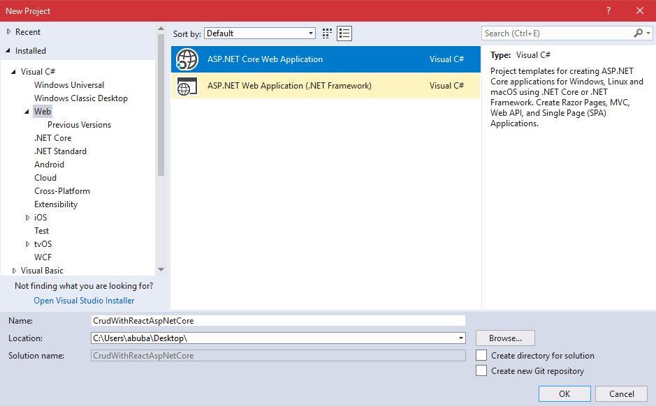 Asp Net Core 2 0 Tutorial