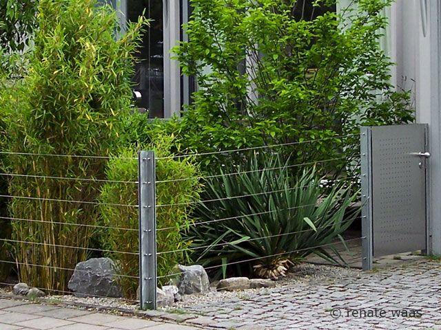 17 best ideas about gartenzaun metall on pinterest | zäune metall, Garten und Bauen