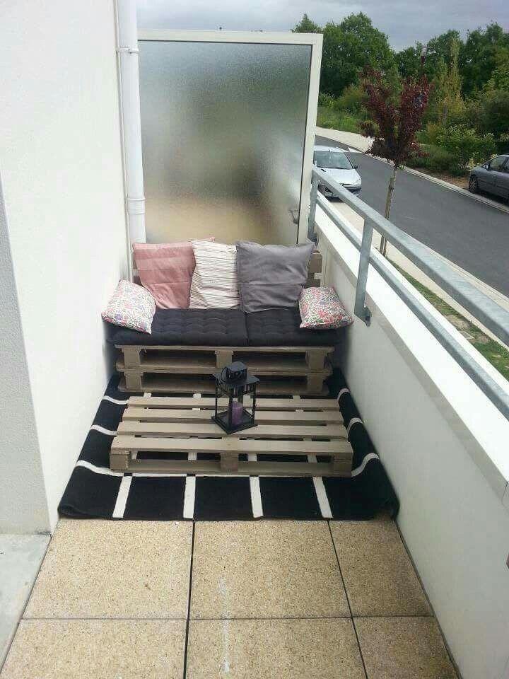 Balkonmbel aus paletten cool deko ideen fr einen abend for Balkonmobel sale