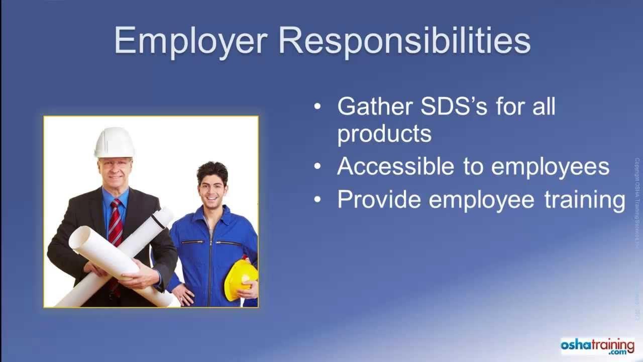 Free OSHA Training Tutorial Understanding GHS Safety