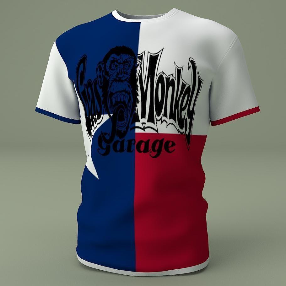 #cinema4d #maxon #render #design #c4d #3d #3dtype #clothes #cloting #dallas #gasmonkey #gasmonkeygarage #gasmonkeydallas #shirt #joxe3d #tshirt #texas by joxe3d