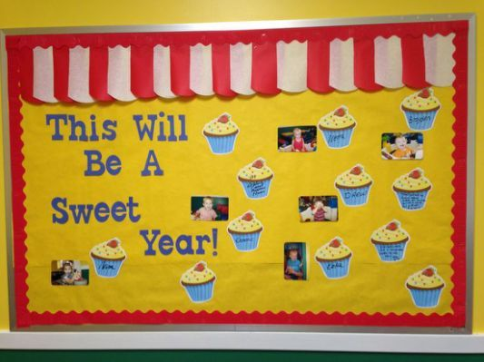 March Sunday School Bulletin Board