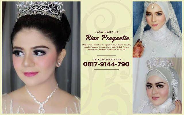Tata Rias Pengantin Jawa Make Up Pengantin Natural Promo Wa