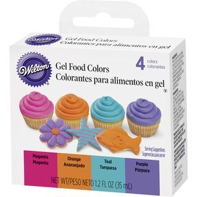Bright Gel Food Color Set   gug   Pinterest   Food