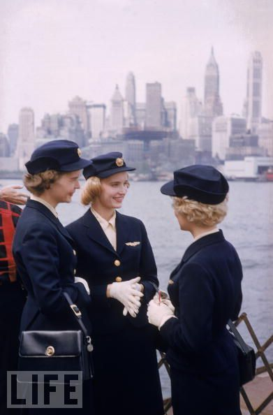 Life Classic Pictures From Life Magazine S Archives Time Com Flight Attendant Uniform Flight Attendant Airline Uniforms