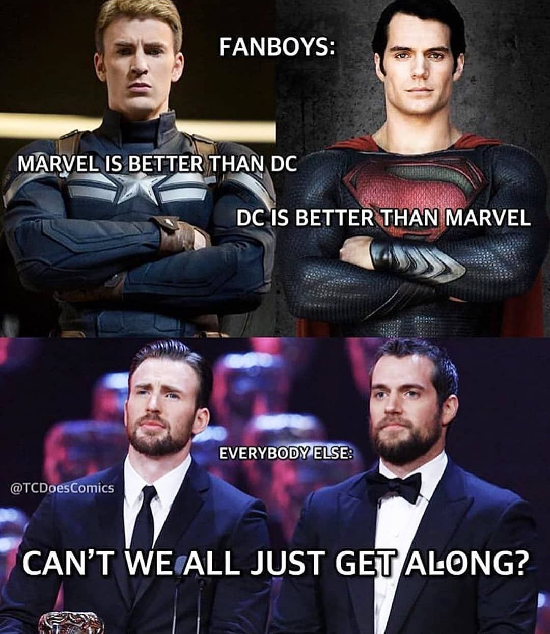 "MARVEL AND DC MEMES on Instagram: ""So let's end this now !  MARVEL OR DC ? COMMENT BELOW 👇 -🦇 . . . . . . . . . . . #dc #marvel #comic #fandom #justiceleague #avengers…"" -   MARVEL AND DC MEMES on Instagram: ""So let's end this now ! MARVEL OR DC ? COMMENT BELOW 👇 -🦇 . . . . . . . . . . . #dc #marvel #comic #fandom #j  As soon as just one thinks of terminology for example older extraordinary comics, beneficial comic strips or classic comics, you are generally believing on the Golden Day of Co"