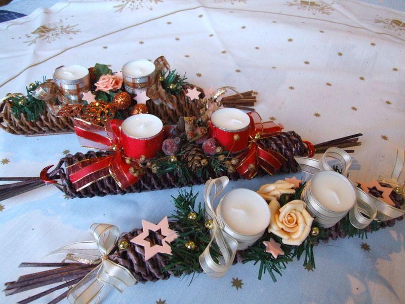 Pleteme z papíru a různé dekorace - Fotoalbum - Vánoce 2009